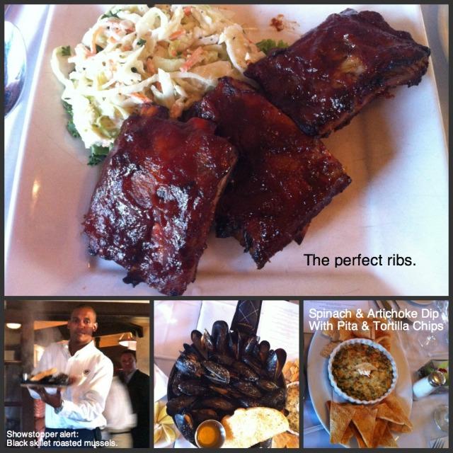 Appetizers at Joe's American Bar & Grill (Framingham/Natick)