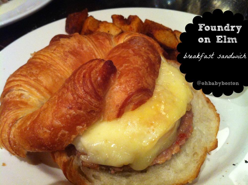 breakfast sandwich tm