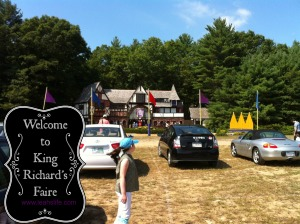 King Richard's Faire Parking