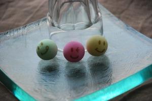smiley sugars