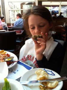 Oysters in Harvard Square