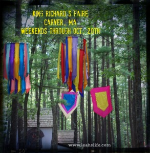 Welcome to King Richard's Faire in Carver, MA