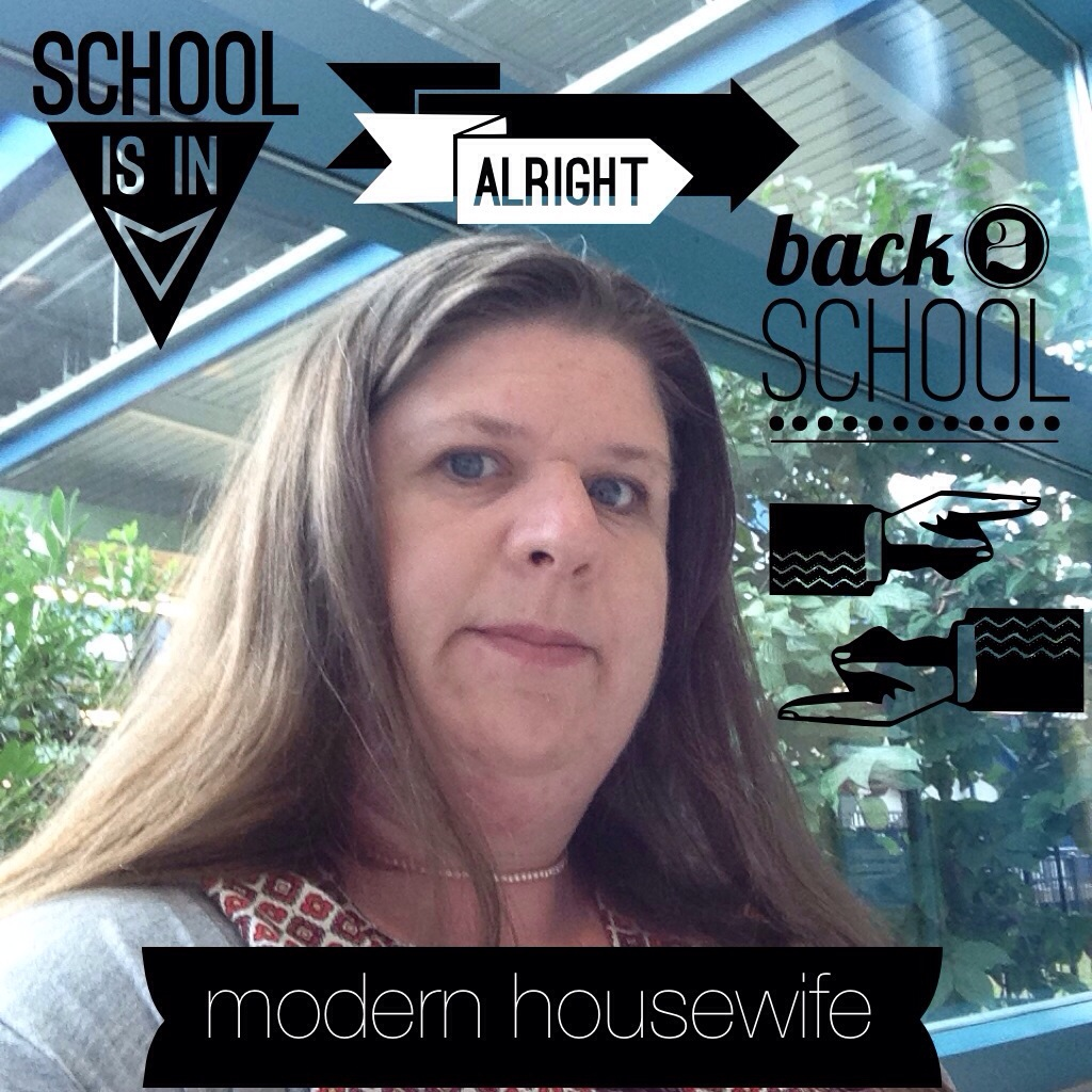 My modern housewife morning leah 39 s life pearls and oysters for Modern housewife