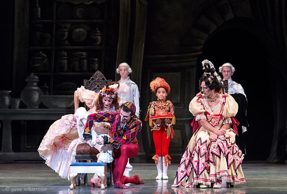 Photo by Gene Schiavone courtesy of Boston Ballet