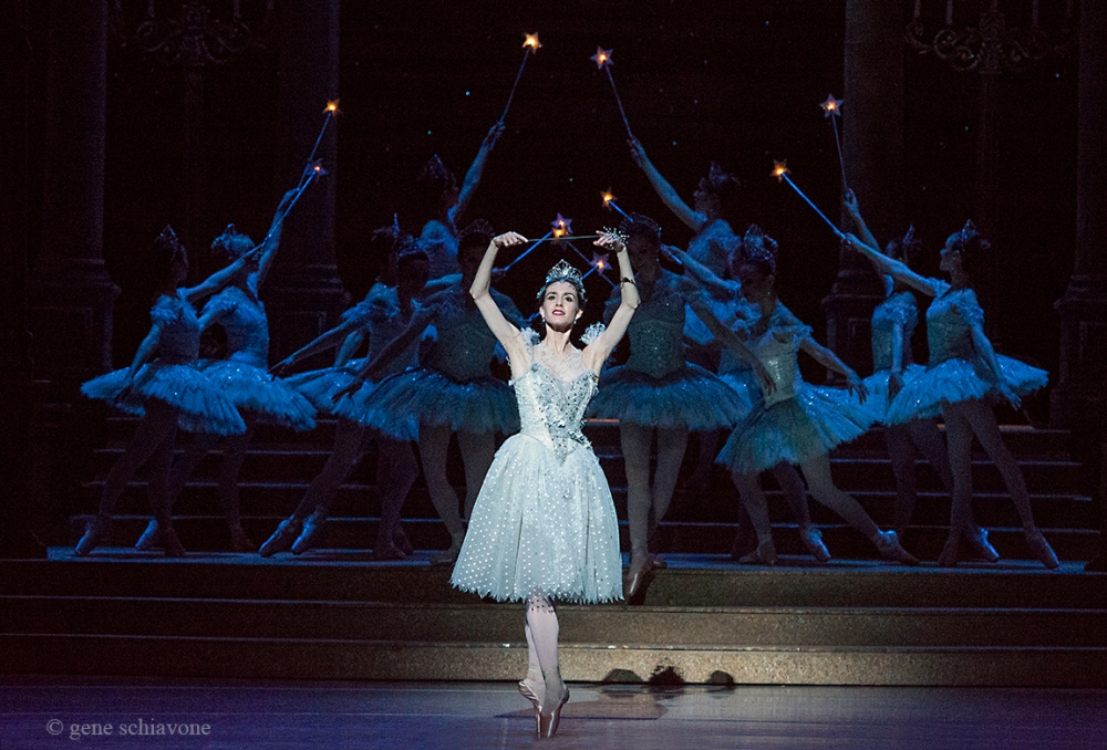 Photo by Gene Schiavone courtesy of Boston Ballet.