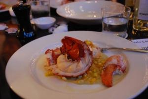 Lobster at Row 34