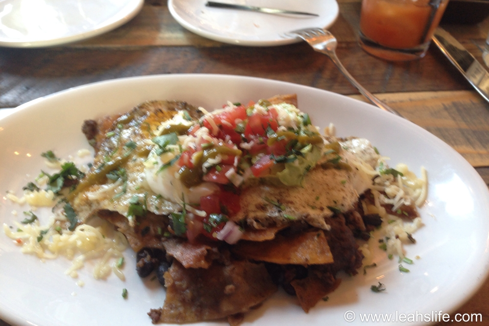 Chilaquiles at Commonwealth.  These are dream-worthy.  I cannot wait to go back for a plate of them.