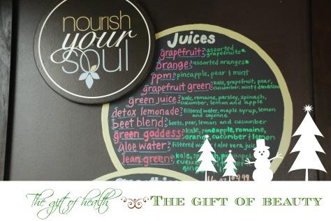 gift of health nourish