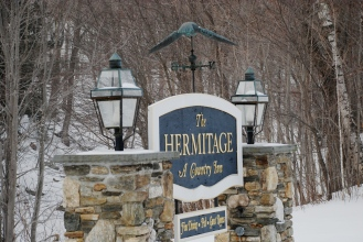 Hermitage, Private Ski Club in Wilmington, VT