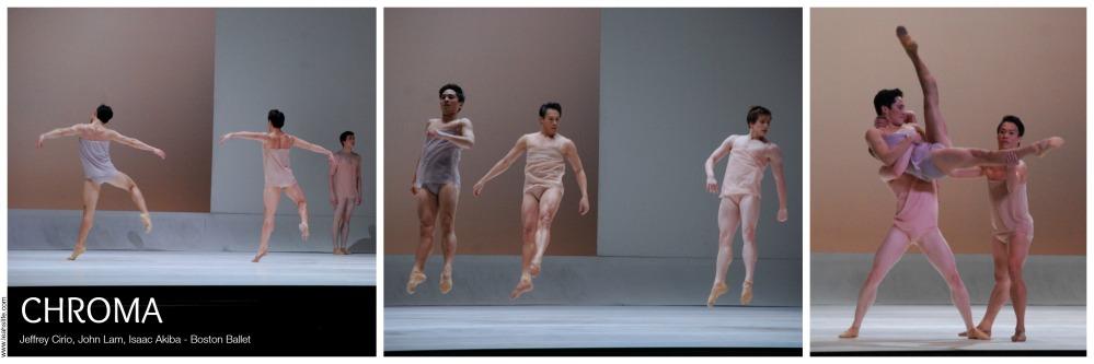 Shades of Sound: Boston Ballet Explores Shape, Light, Sound & Form in Chroma (2/6)