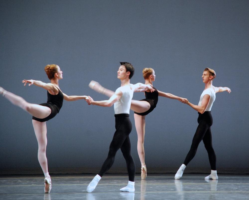 Episodes with Mr. B: Boston Ballet's Shades of Sound (3/6)