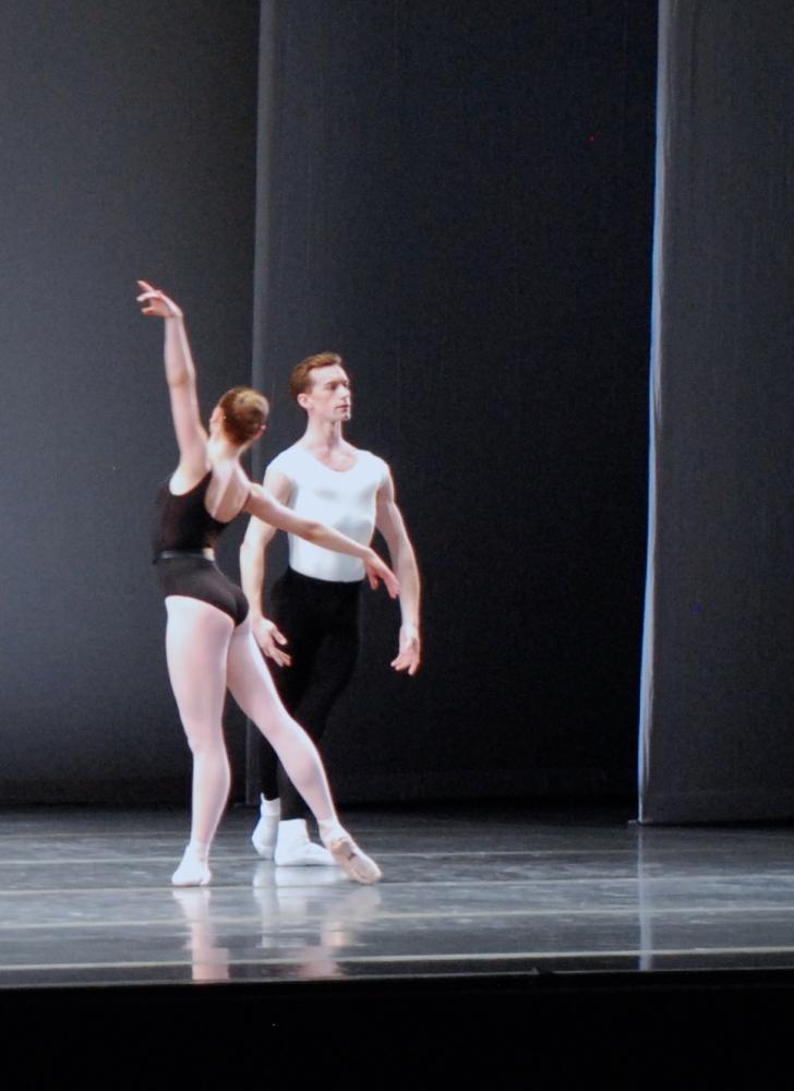 Episodes with Mr. B: Boston Ballet's Shades of Sound (4/6)