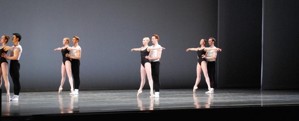 Episodes with Mr. B: Boston Ballet's Shades of Sound (2/6)