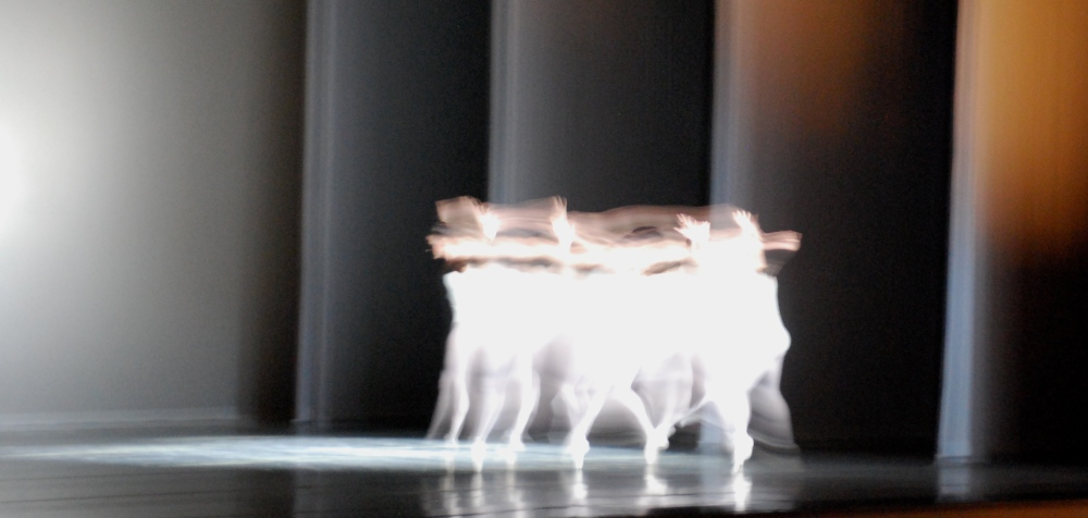 Episodes with Mr. B: Boston Ballet's Shades of Sound (1/6)