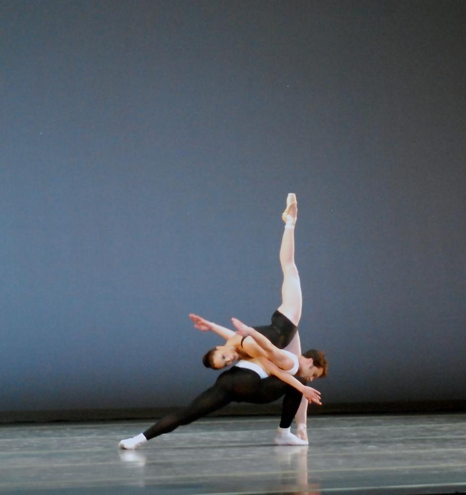Episodes with Mr. B: Boston Ballet's Shades of Sound (5/6)