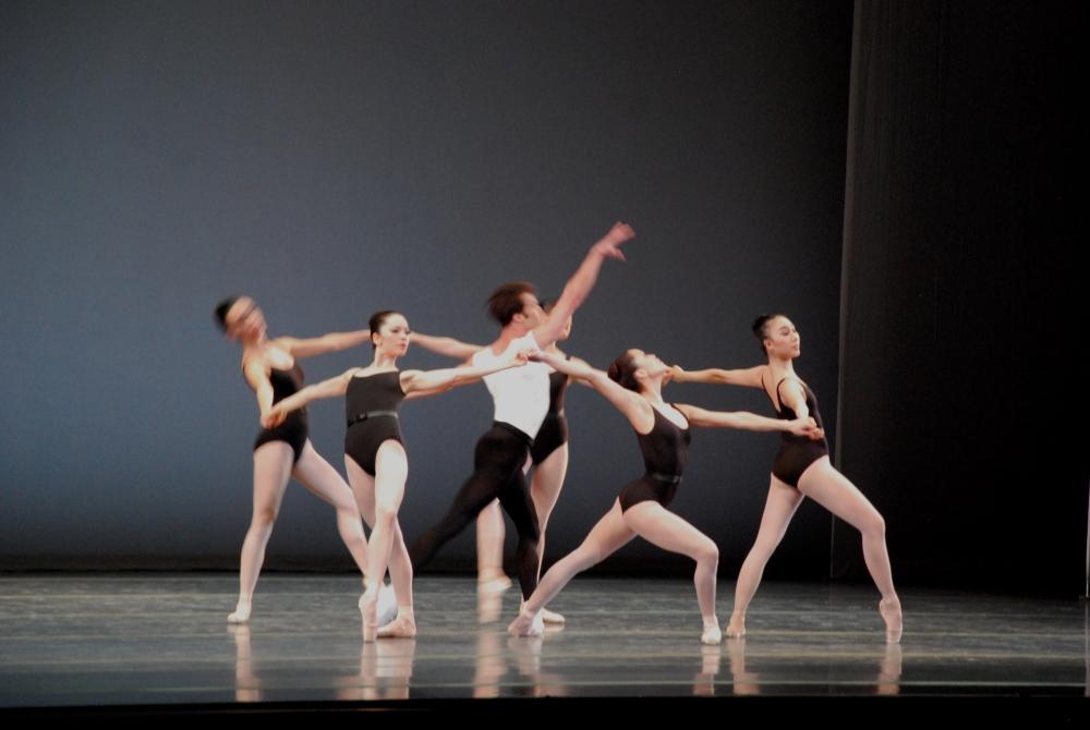 Episodes with Mr. B: Boston Ballet's Shades of Sound (6/6)