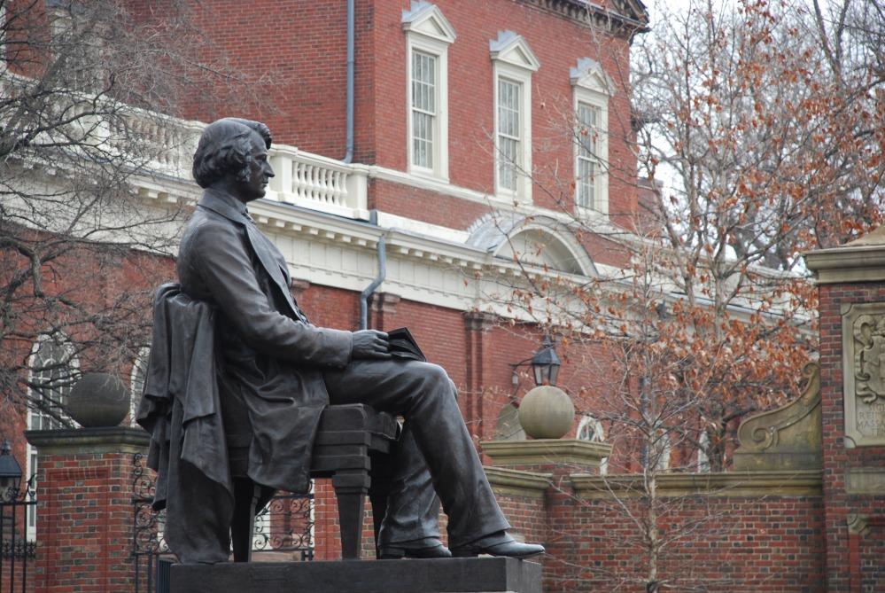 Women In Travel Summit (WITS15): A stroll through Harvard (4/6)