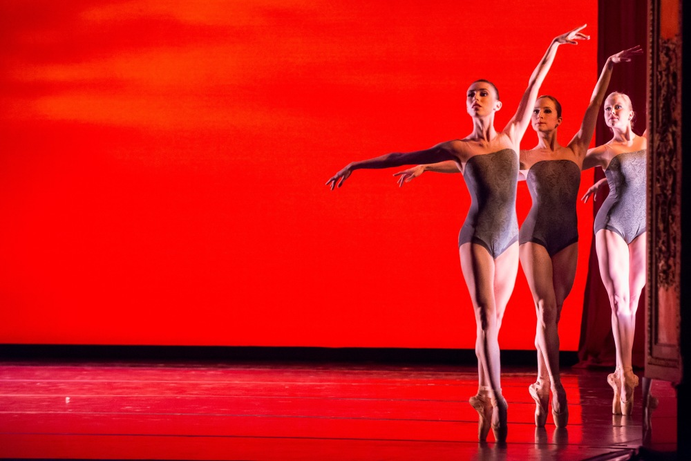 Boston Ballet's Eventide.  Photo courtesy of Alison Borrelli Photography