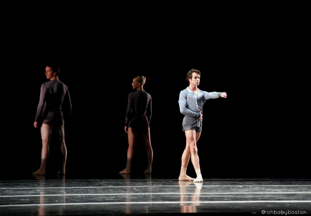You've Got A Fremd in Me: Choreographer Jeffrey Cirio Seamlessly Premieres in Thrill of Contact (1/6)