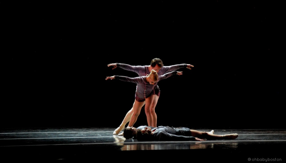 You've Got A Fremd in Me: Choreographer Jeffrey Cirio Seamlessly Premieres in Thrill of Contact (4/6)