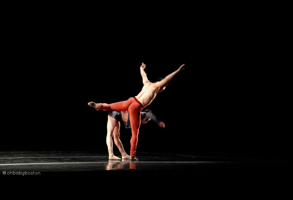 You've Got A Fremd in Me: Choreographer Jeffrey Cirio Seamlessly Premieres in Thrill of Contact (5/6)