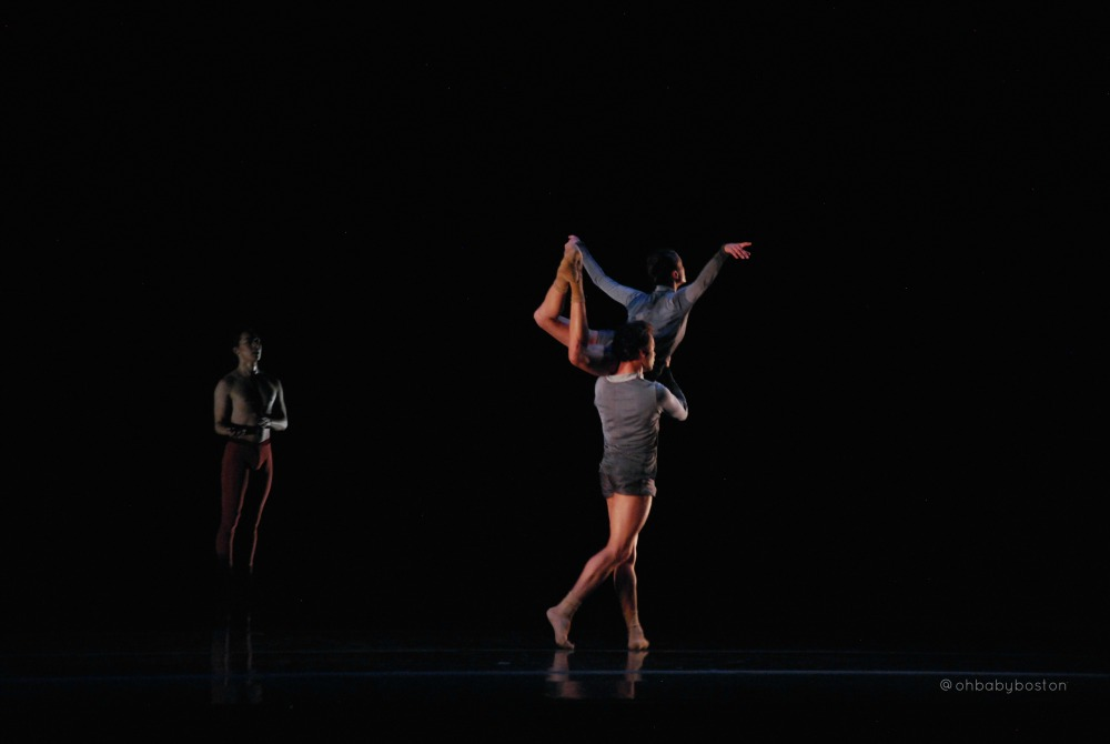 You've Got A Fremd in Me: Choreographer Jeffrey Cirio Seamlessly Premieres in Thrill of Contact (6/6)