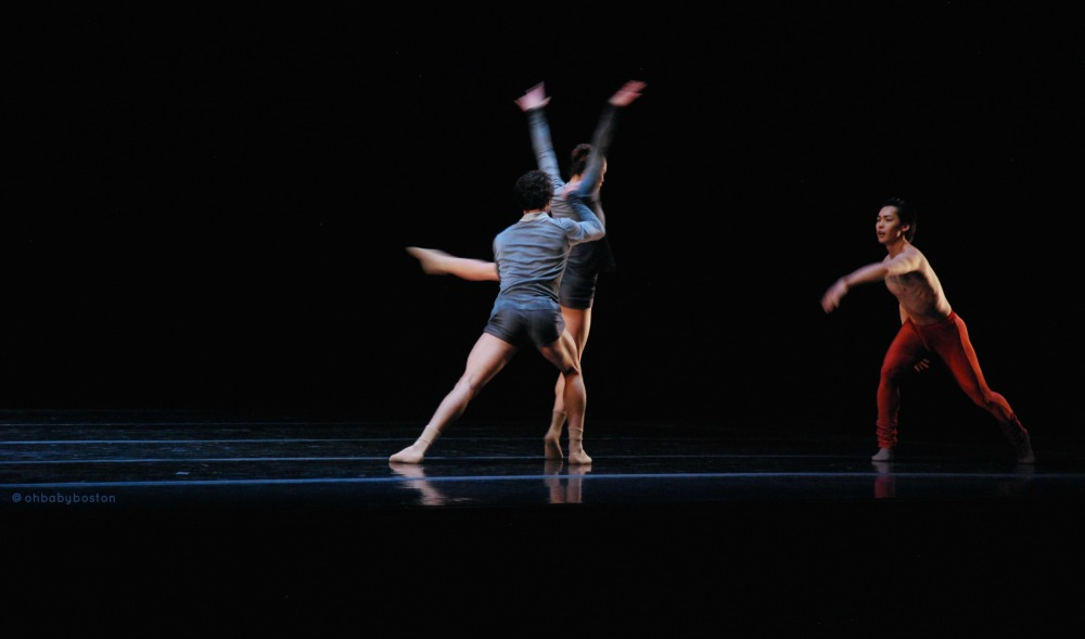 You've Got A Fremd in Me: Choreographer Jeffrey Cirio Seamlessly Premieres in Thrill of Contact (3/6)