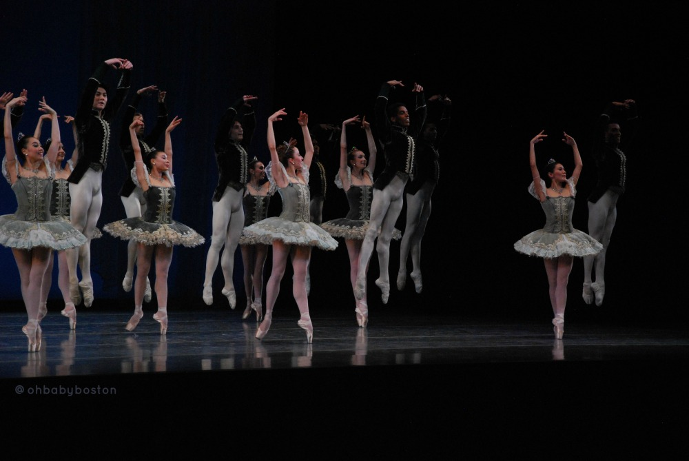 Balanchine's Theme and Variations