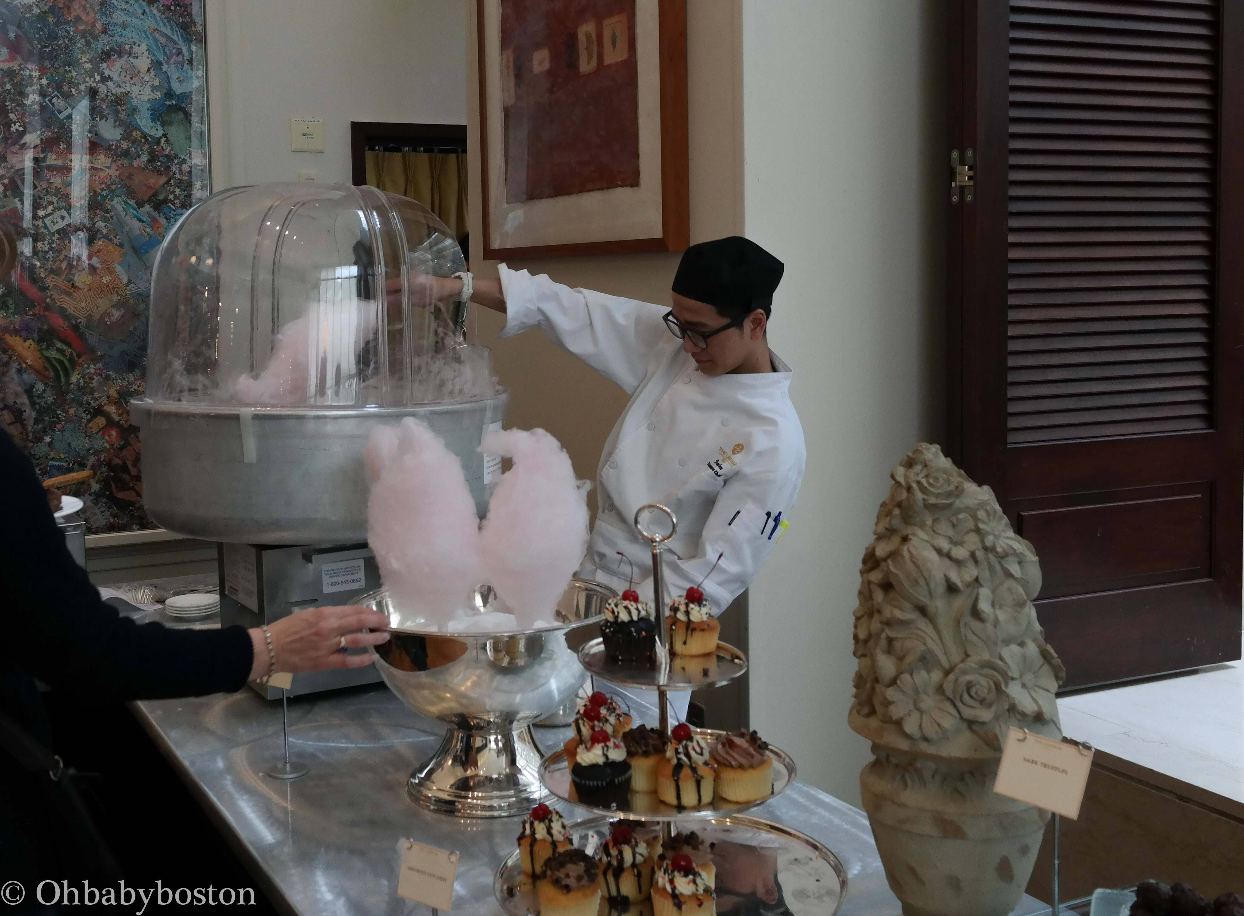 The Art of Wooing with Chocolate: Langham Chocolate Bar – Leah's ...