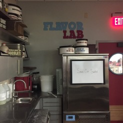 Here is a replica of the original Flavor Lab. There are several of these around the world.